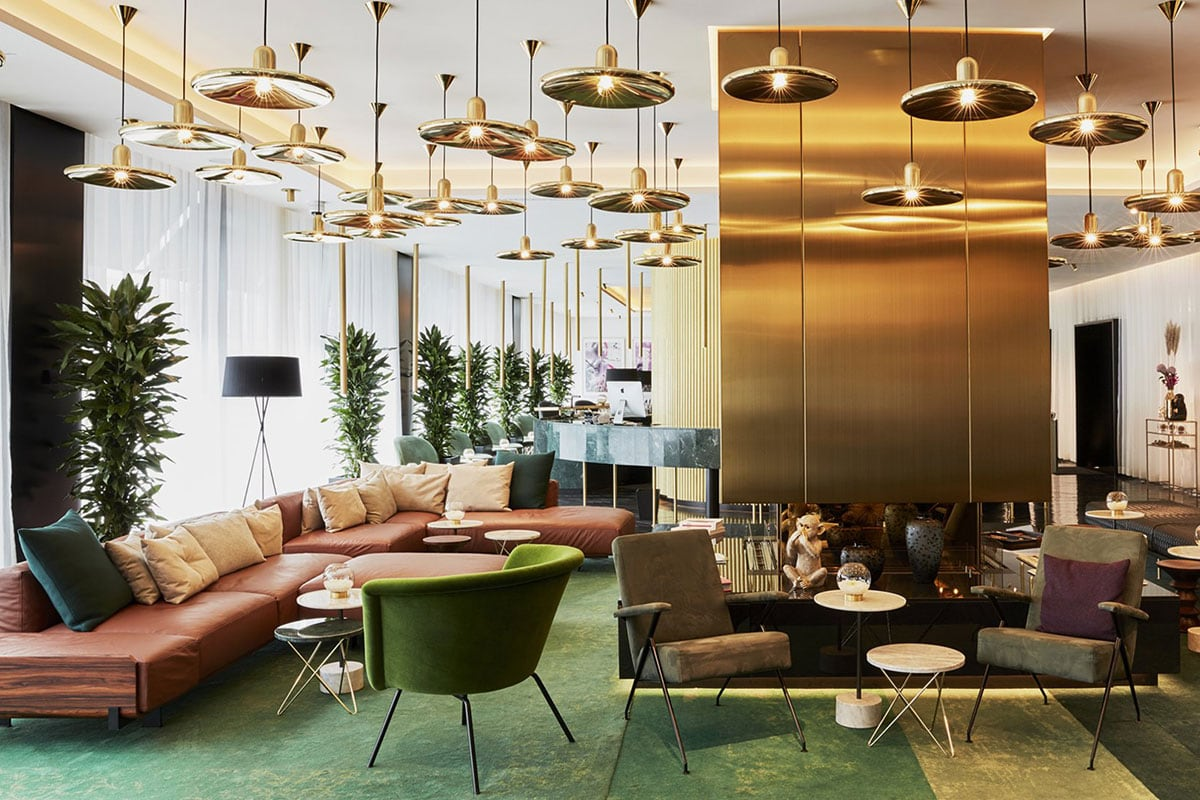 ROOMERS HOTEL - MUNICH, GERMANY